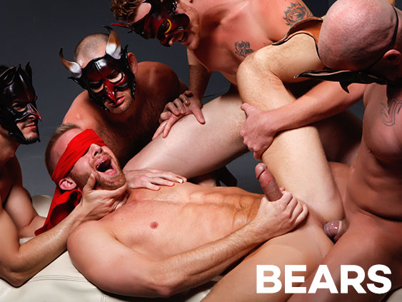 Browse bears porn movie DVDs.