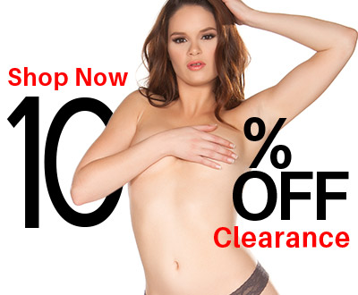 10% Off Clearance DVD sale.