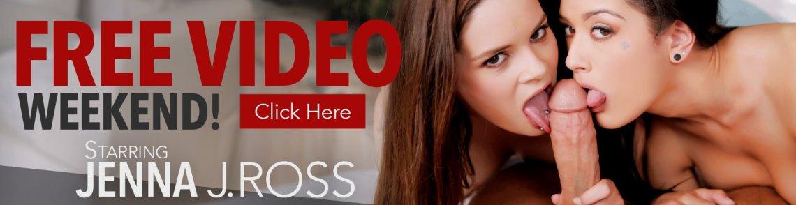 Stream a free porn video starring Jenna J. Ross and Katrina Jade.