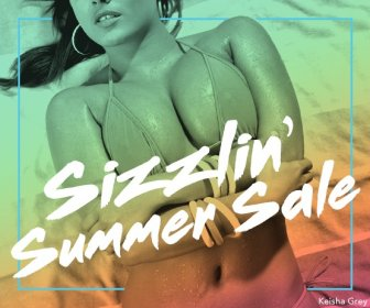 Sizzlin' Summer Clearance