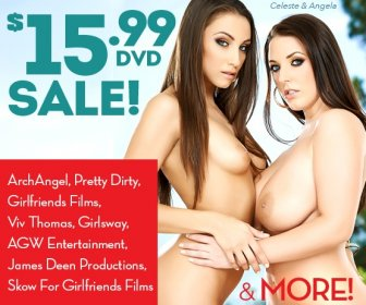 $15.99 Girlfriends Films DVD Sale