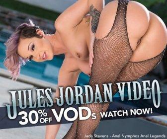 Jules Jordan VOD Sale