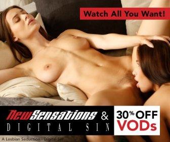 New Sensations VOD Sale