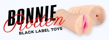 Buy Bonnie Rotten Black Label sex toys.