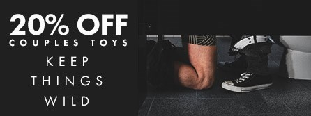 Unlimited members save an extra 10% on Couples Sale sex toys.