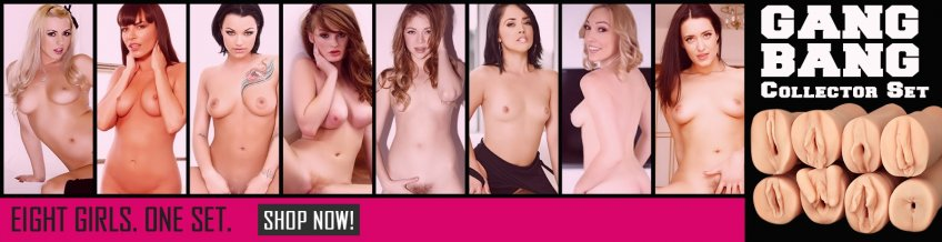 Buy All Star Pornstars Gang Bang Collector's set.