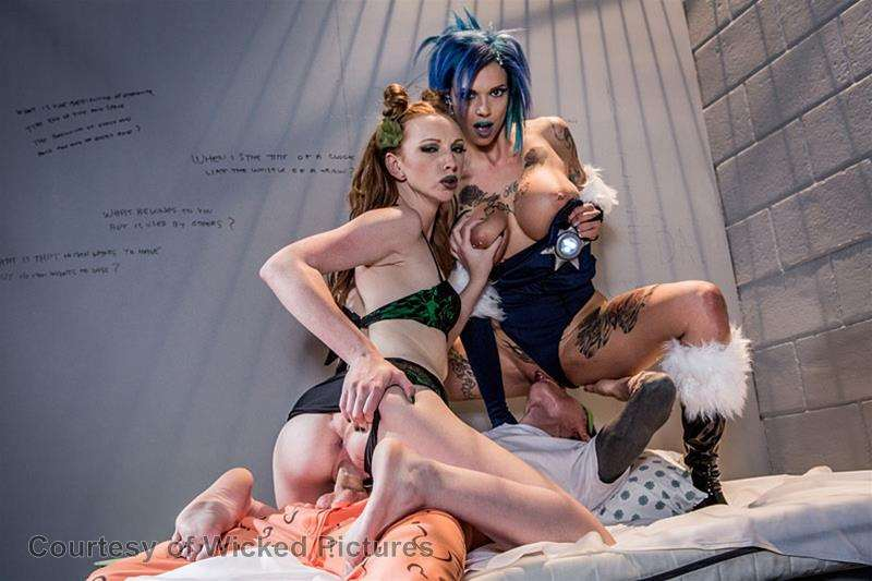 Suicide Squad XXX: An Axel Braun Parody gallery photo 89 out of 196