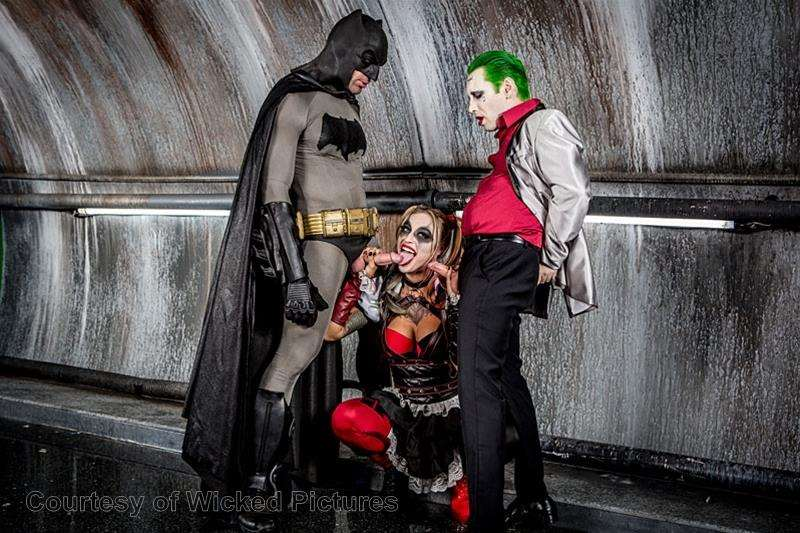 Suicide Squad XXX: An Axel Braun Parody gallery photo 163 out of 196
