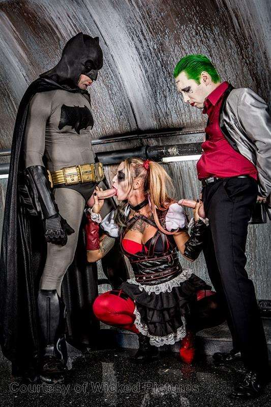 Suicide Squad XXX: An Axel Braun Parody gallery photo 161 out of 196