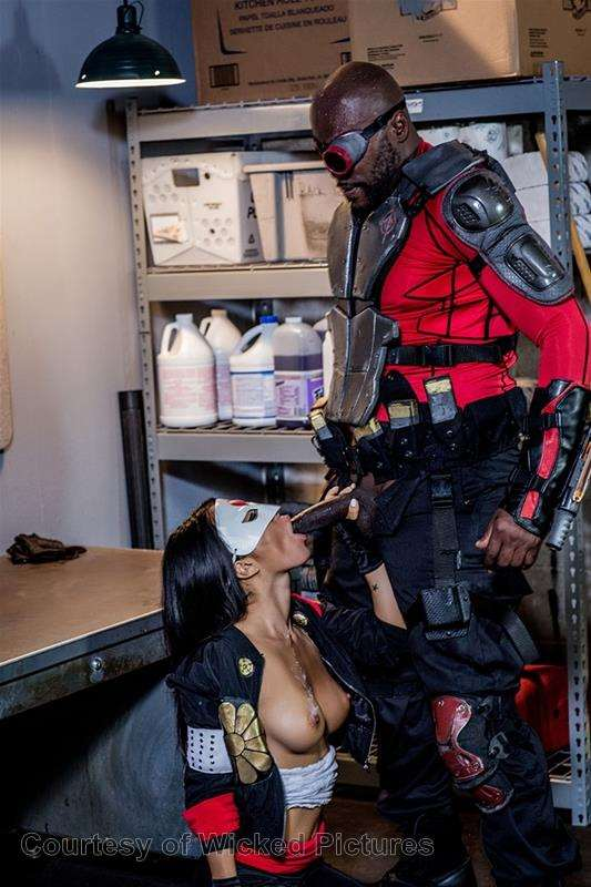Suicide Squad XXX: An Axel Braun Parody gallery photo 154 out of 196