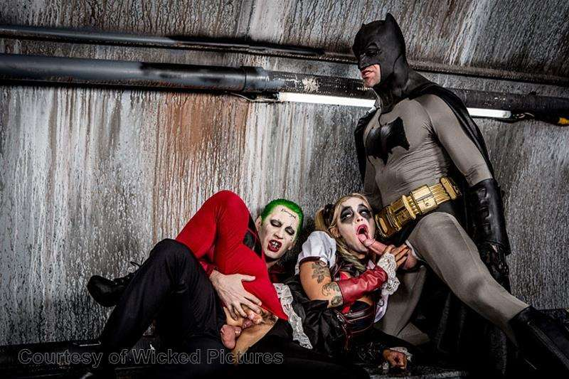 Suicide Squad XXX: An Axel Braun Parody gallery photo 190 out of 196