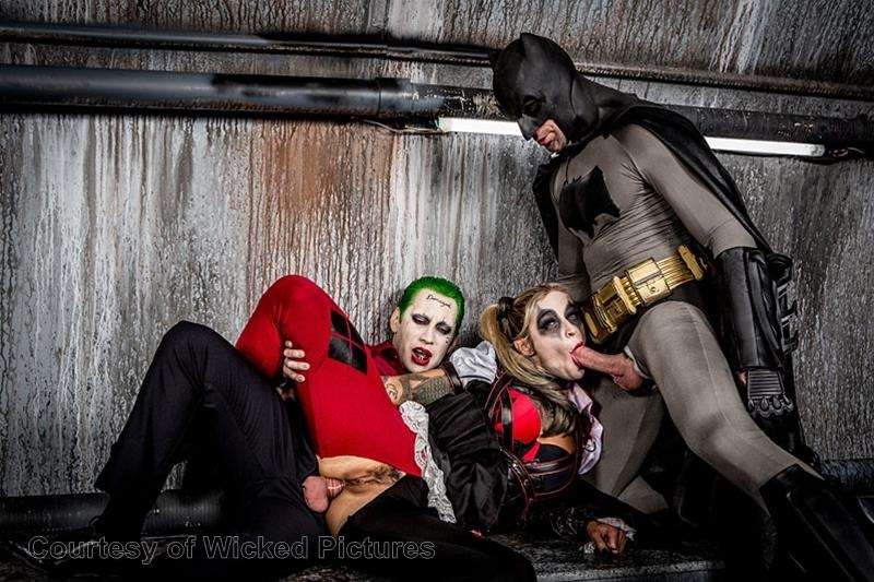 Suicide Squad XXX: An Axel Braun Parody gallery photo 188 out of 196