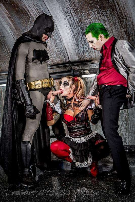 Suicide Squad XXX: An Axel Braun Parody gallery photo 162 out of 196