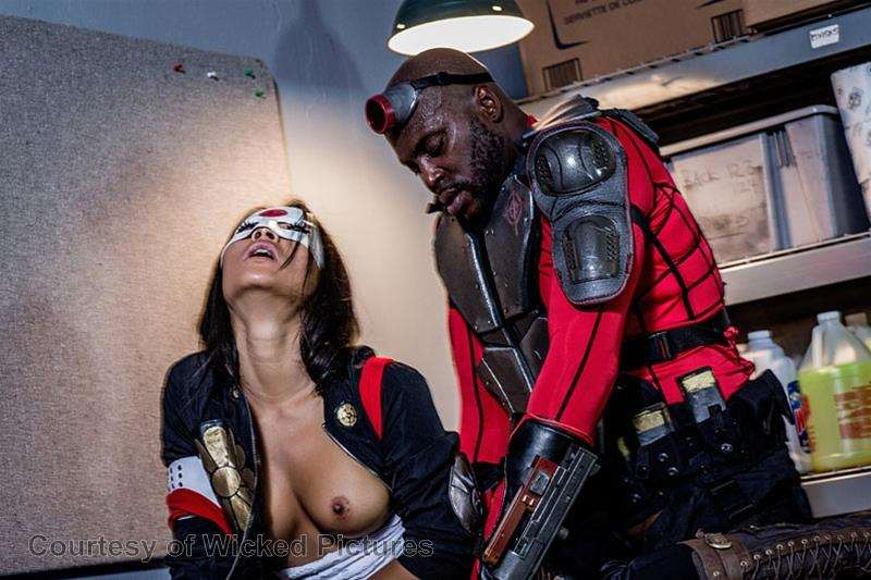 Suicide Squad XXX: An Axel Braun Parody gallery photo 143 out of 196
