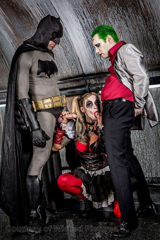 Suicide Squad XXX: An Axel Braun Parody gallery photo 164 out of 196