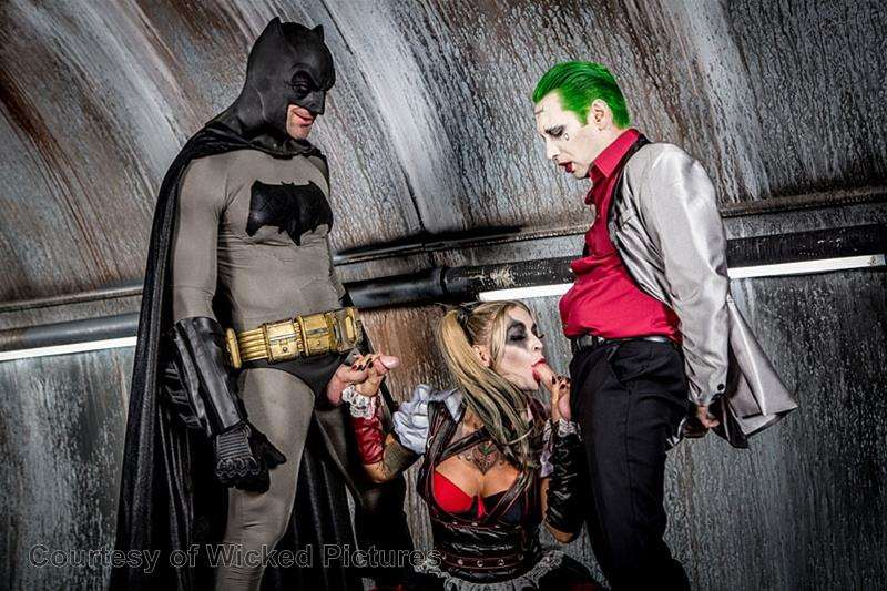 Suicide Squad XXX: An Axel Braun Parody gallery photo 159 out of 196