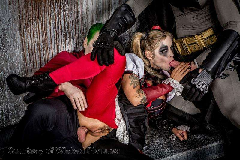 Suicide Squad XXX: An Axel Braun Parody gallery photo 186 out of 196