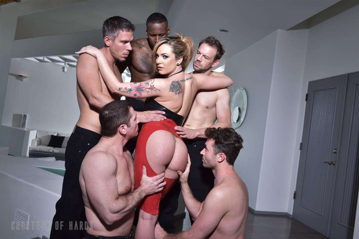 Gangbang Me 2 gallery photo 1 out of 39