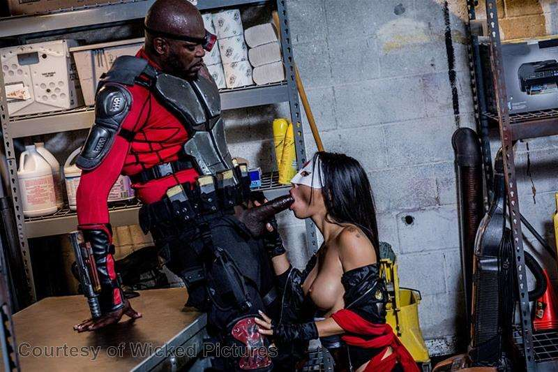 Suicide Squad XXX: An Axel Braun Parody gallery photo 131 out of 196