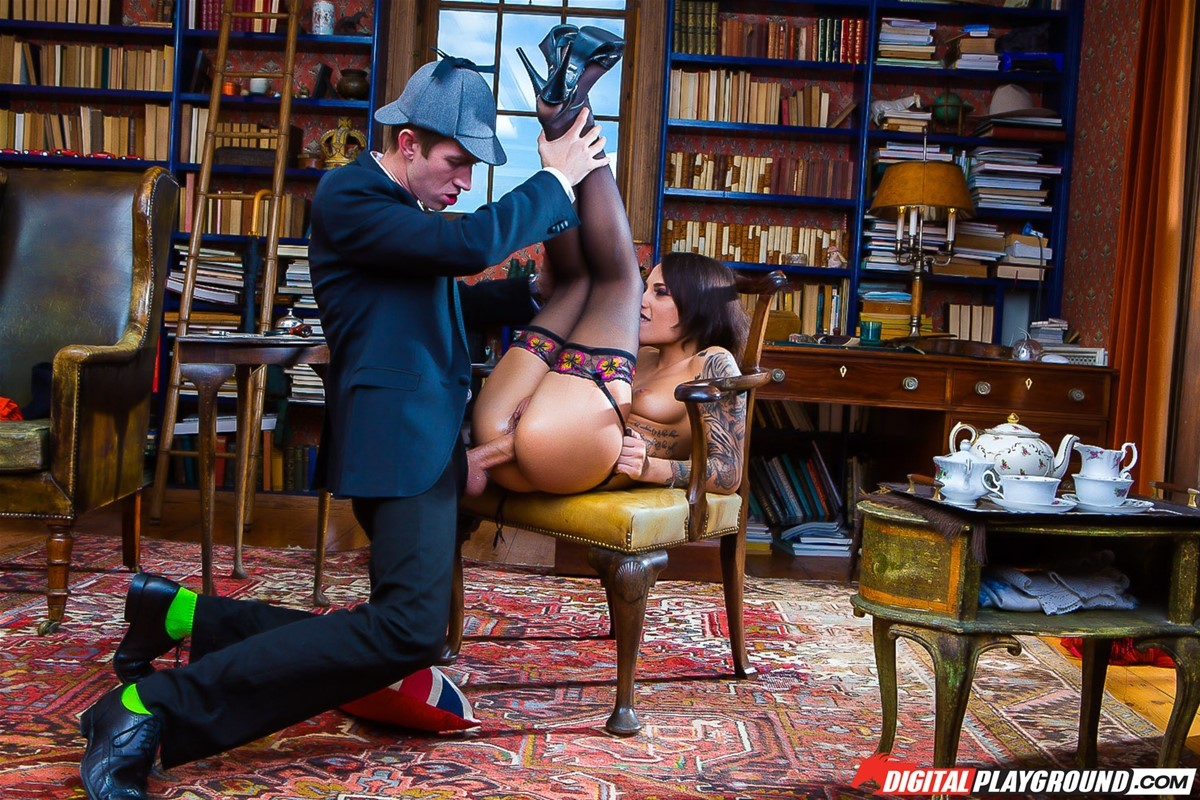 Sherlock: A XXX Parody gallery photo 50 out of 54