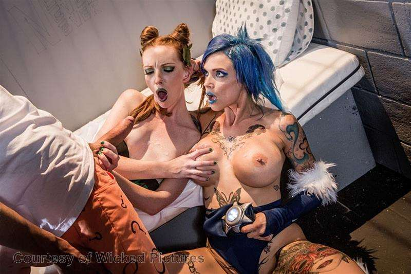 Suicide Squad XXX: An Axel Braun Parody gallery photo 115 out of 196