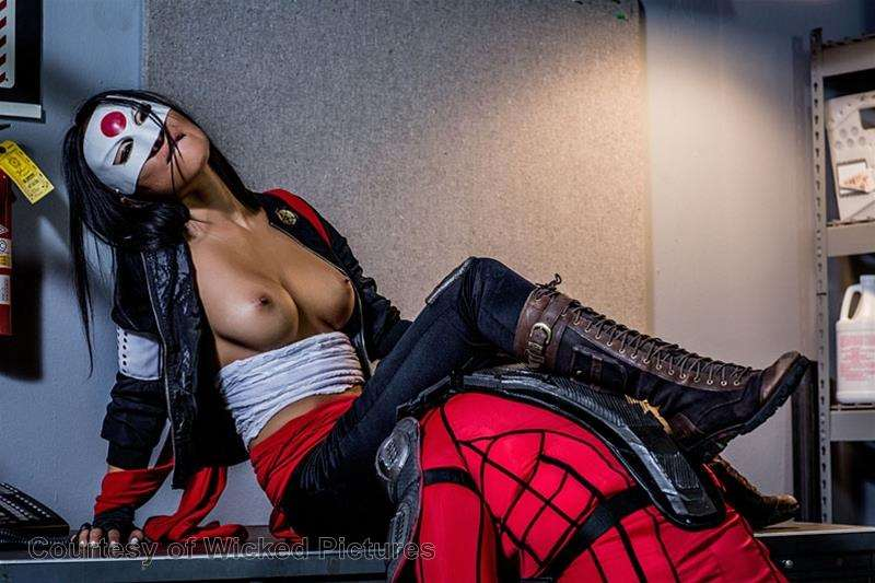Suicide Squad XXX: An Axel Braun Parody gallery photo 138 out of 196