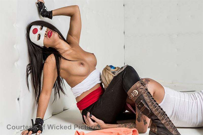 Suicide Squad XXX: An Axel Braun Parody gallery photo 23 out of 196