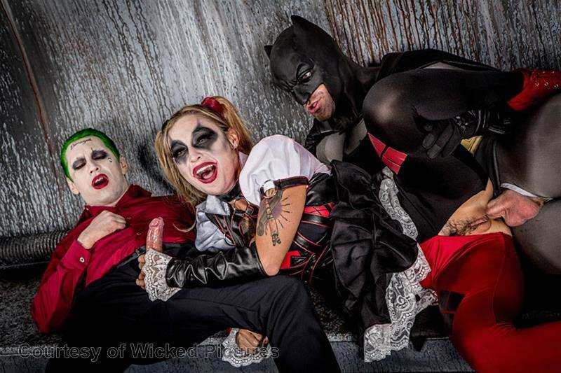 Suicide Squad XXX: An Axel Braun Parody gallery photo 185 out of 196
