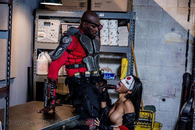 Suicide Squad XXX: An Axel Braun Parody gallery photo 132 out of 196