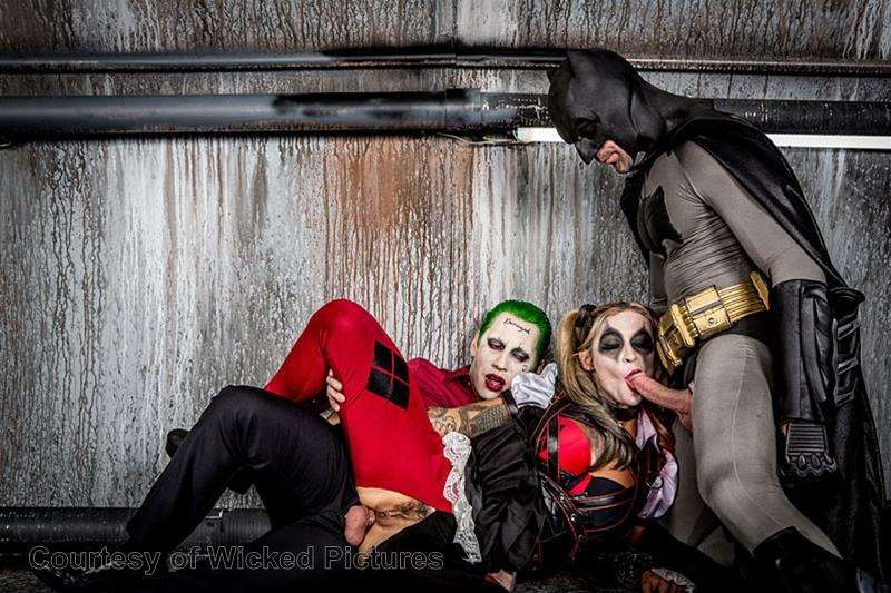 Suicide Squad XXX: An Axel Braun Parody gallery photo 189 out of 196