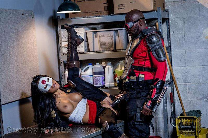Suicide Squad XXX: An Axel Braun Parody gallery photo 125 out of 196