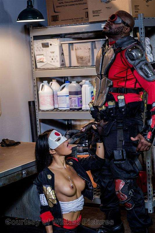 Suicide Squad XXX: An Axel Braun Parody gallery photo 155 out of 196
