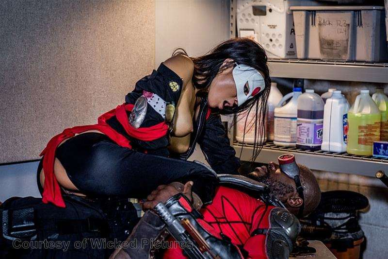 Suicide Squad XXX: An Axel Braun Parody gallery photo 150 out of 196