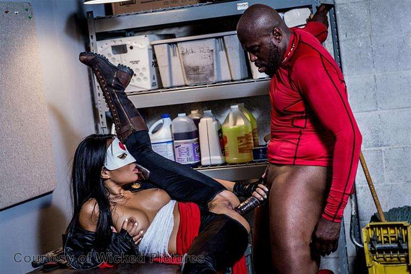 Suicide Squad XXX: An Axel Braun Parody gallery photo 121 out of 196