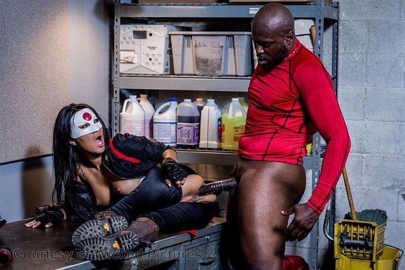 Suicide Squad XXX: An Axel Braun Parody gallery photo 124 out of 196
