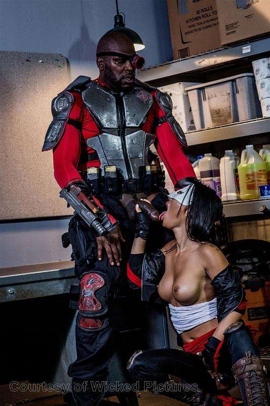 Suicide Squad XXX: An Axel Braun Parody gallery photo 137 out of 196