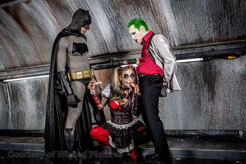 Suicide Squad XXX: An Axel Braun Parody gallery photo 160 out of 196