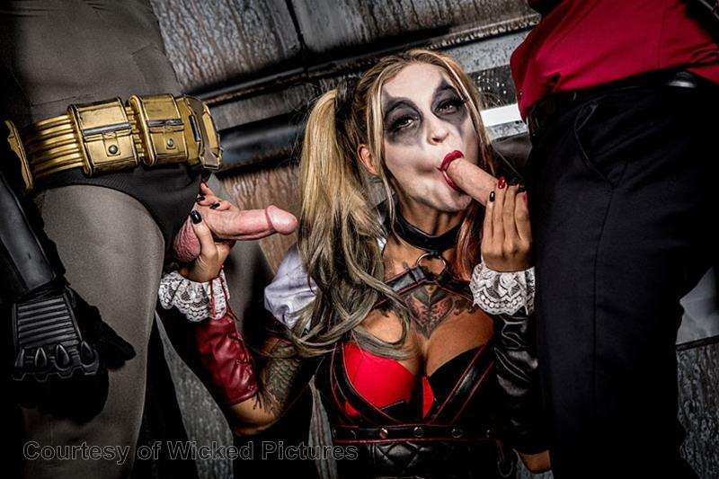 Suicide Squad XXX: An Axel Braun Parody gallery photo 167 out of 196