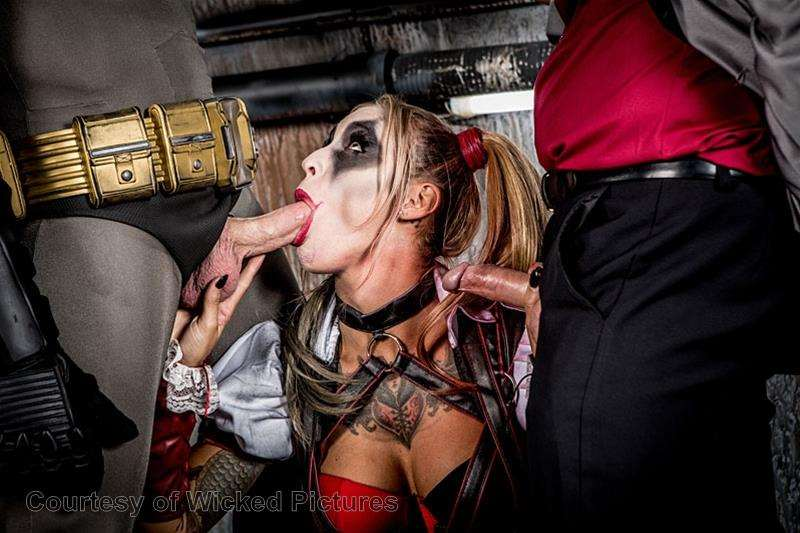 Suicide Squad XXX: An Axel Braun Parody gallery photo 165 out of 196
