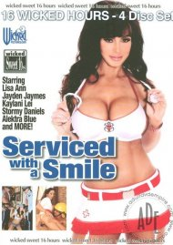 Serviced With A Smile Porn Movie