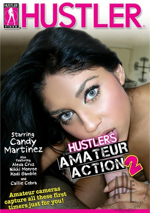 Hustlers Amateur Action 2