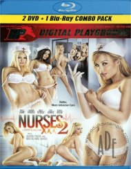 Nurses 2 (2 DVD + 1 Blu-ray Combo) Blu-ray porn movie from Digital Playground.