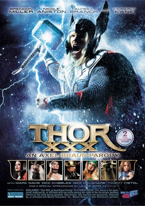 Thor XXX: An Axel Braun Parody