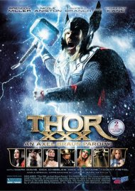 Thor XXX: An Axel Braun Parody Porn Video