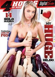 I Love My Huge Dildo Porn Movie