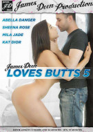 James Deen Loves Butts 5 Porn Movie