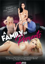 Family Of Perverts, A Porn Movie