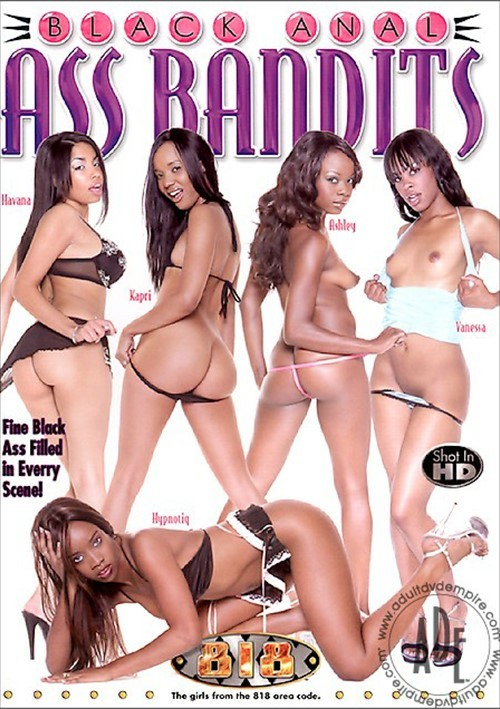 Black Anal Ass Bandits Anthony Hardwood 2006 Capri Styles