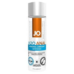JO H2O Anal Personal Lube - 8 oz. Sex Toy