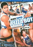 Black Topped Pizza Boy Porn Movie